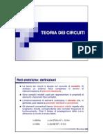 3-Teoria Dei Circuiti