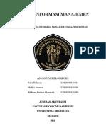 Sistem Informasi Manajemen Pemerintah