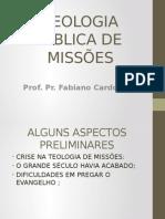Teologia de Missões