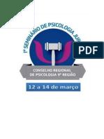 Programa Do i Seminário de Psicologia Jurídica de Goias - 032015