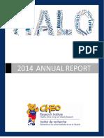 HALO 2014 Annual Report