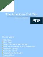 The American Civil War Power Point