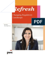 Refresh Changing Regulatory Landscape July August 2014
