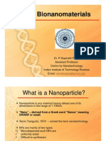 1.Intro Nanoparticles and Bionanomaterials (19.07.2012)