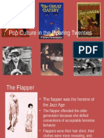 pop culture in the roaring twenties