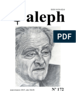 Aleph No. 172. Enero - Marzo 2015