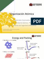 Organizacion Atomica