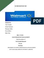 WALMART Mini Project