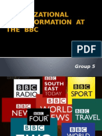 BBC - Strategic Implementation