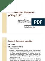 Chap 4.1.Lime pptx