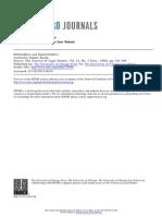 Debtholders and Equityholders