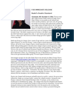 Nadel's Double Standard 12-31