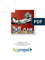 X-Plane to GPS Manual