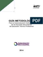 Guia Metodologica 2014 Segunda Etapa