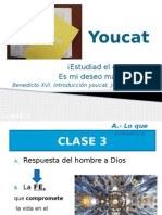 3youcat Clase3laferespuestadelhombreadiosampliada 111024125228 Phpapp01