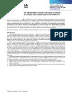 Microprocessor System Calibration