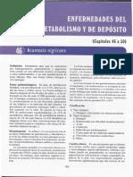 [46] Acantosis Nigricans (a Partir de Aqui Enfermedades Del Metabolimo y Deposito)