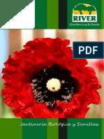 Catálogo River Jardinería Biológica y Semillas 2013