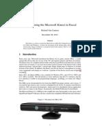 kinect manual