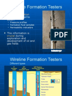 wireline formation tester