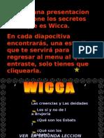 QUE ES WICCA