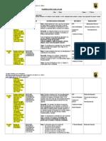 Planificación Diaria Mayo, Matemática, Quinto Básico 2014, Paola Armijo