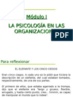Psicologia de Las Organizaciones