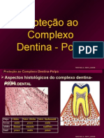 Complexo Dentino Pulpar