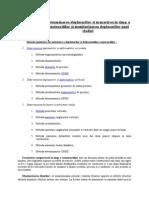 I.Determinarea deplasarilor si urmarirea in timp a constructiilor si monitorizarea deplasarilor unei cladiri