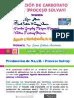 Síntesis y Optimización de Procesos_Proceso Solvay