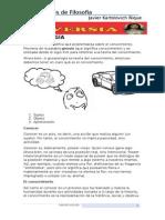 Gnoseología Tema II