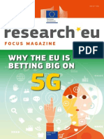Why the EU is betting big on 5G?