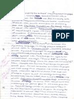 Yasmina's Independent Reading Essay
