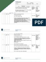 Planificacion Clases_Unidad 1 lenguaje 2°