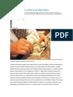 Más Verdes Con Rumbo a La Casa Matriz - Distribución de Las Divisas de La Reserva - Importación - Energía - Turismo - Ahorro - Giro Dividendos