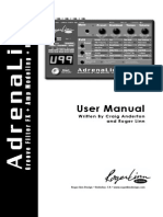 AdrenaLinn Manual