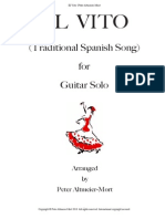 El Vito Sheet Music
