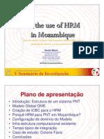 4  HRM SeminarioInvestigacaoUEM 2007