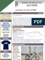 Newsletter April 09
