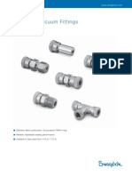 Swagelok Vacuum Fittings