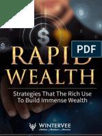 Rapid Wealth