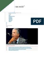 Capitalismo de Amigos - Rol Empresario y Estado en Ferrer - 20-09-2014