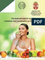 Farmakoterapijski aspekti vitamina kod pacijenata na dijalizi