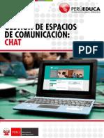 Lectura 5_Gestión de Espacios de Comunicación Chat