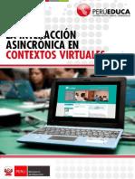 Lectura 1_La Interacción Asincrónica en Contextos Virtuales