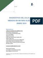 DIAGNÓSTICO DEL ZULIA ANTE MEDIDAS EN MATERIA ELÉCTRICA ENERO 2010