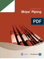 Ship Piping Systems RINA