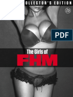 FHM Special - The Girls of FHM 2013