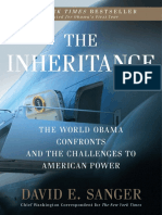 The Inheritance by David E. Sanger - Excerpt
