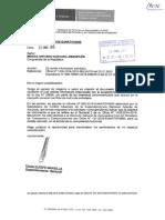 Documento de la SUNAT al Cong. Mesías Guevara